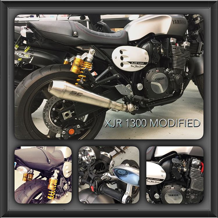 yamaha xjr1300 exclusivement chez nord moto service. Black Bedroom Furniture Sets. Home Design Ideas